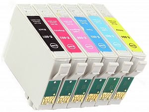 Epson Stylus Photo R220 Ink Ink Cartridges Ih4 Inks